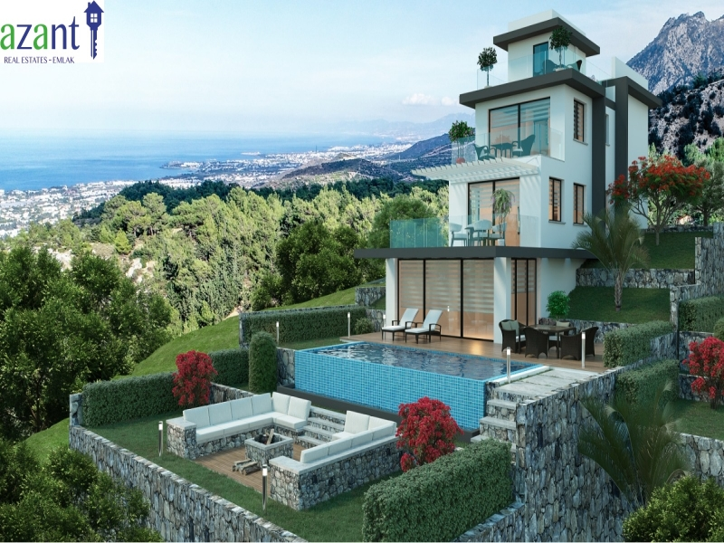 LUXURY VILLA IN FOREST RESERVE AREA WITH STUNNING VIEWS