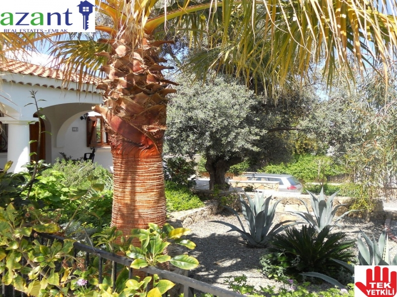 STUNNING 3 BED VILLA WITH POOL IN YESILTEPE