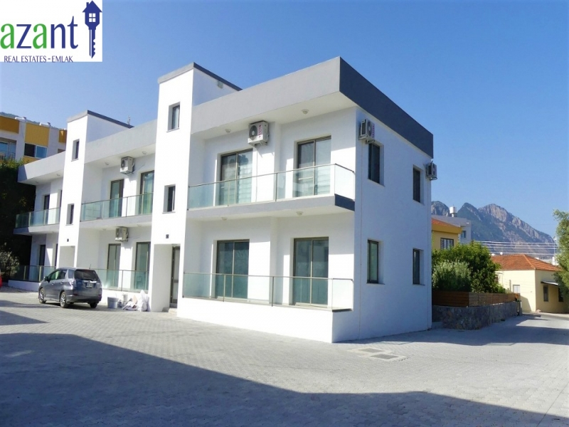 FOR RENT, A CHOICE OF,TOP FLOOR OR GROUND FLOOR BRAND NEW 2 BEDROOM APARTMENT.