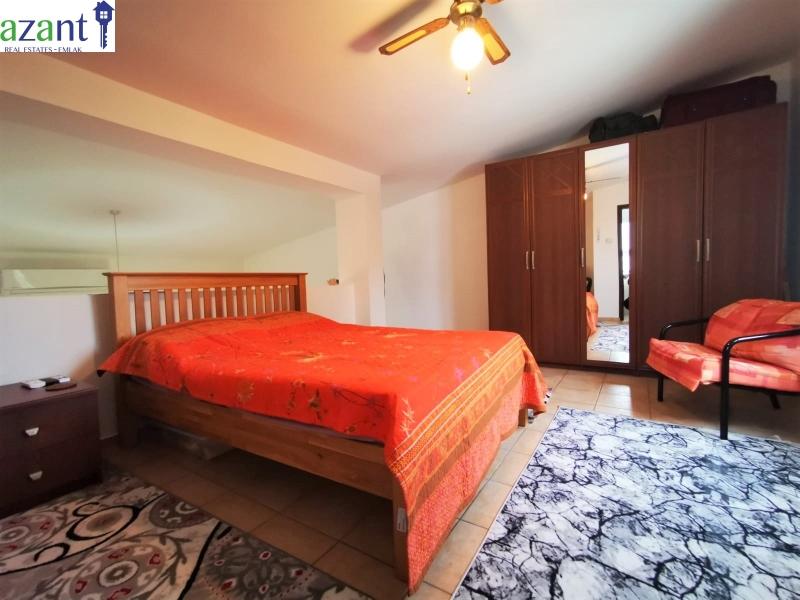 1 BEDROOM SEMI DETACHED VILLA FOR SALE IN KARAOGLANOGLU