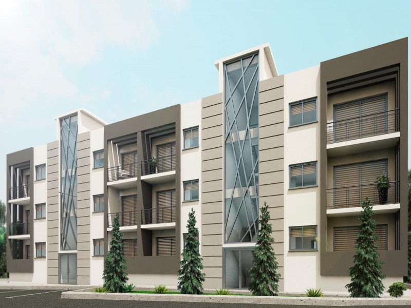 2 BEDROOM NEW CONSTRUCTION APARTMENT IN LAPTA