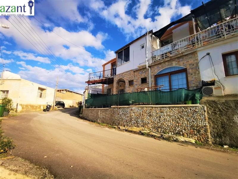 5 bedroom Village House with sea view in Karsiyaka