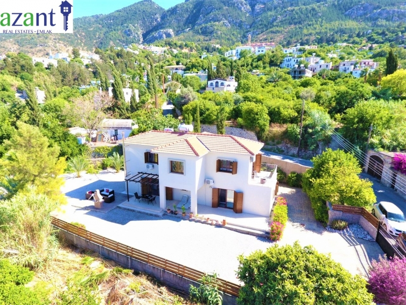 4 BED VILLA WITH BEAUTIFUL VIEWS IN LAPTA