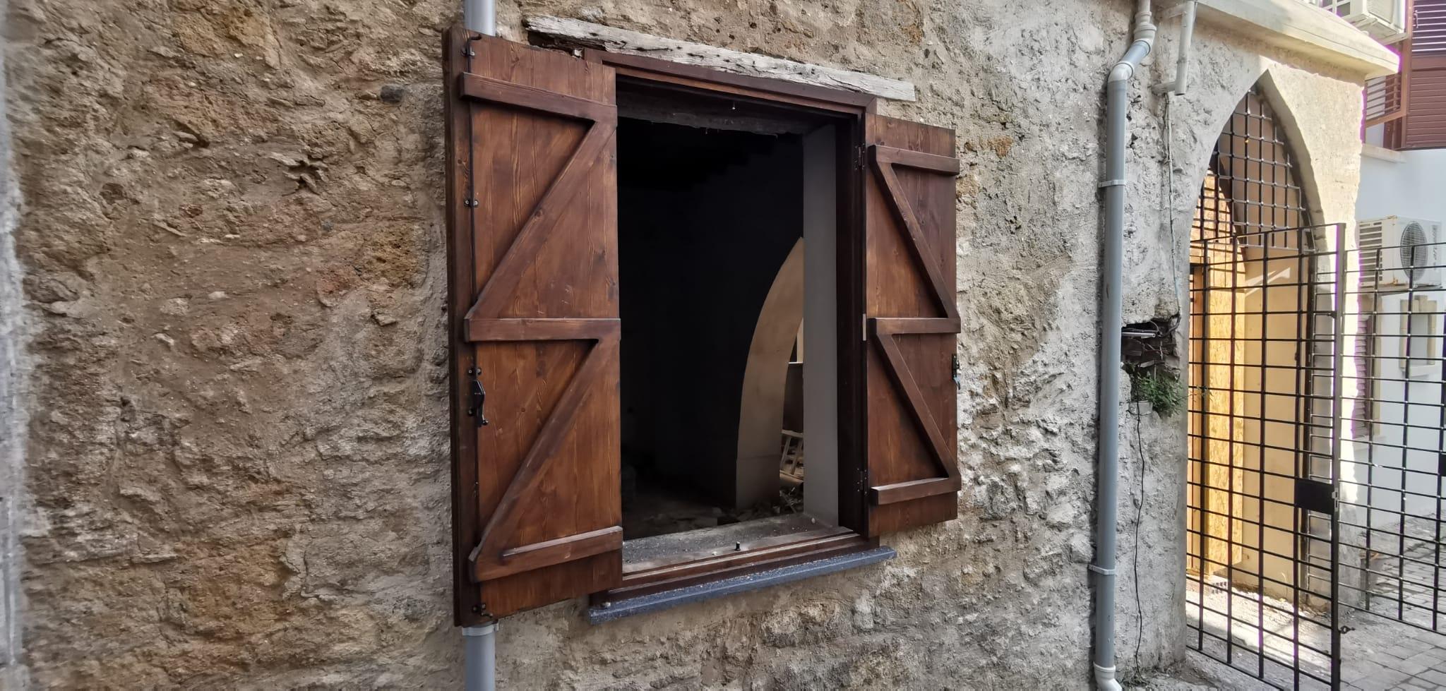 RESTORATION HOUSE/PROJECT IN CENTRE OF KYRENIA