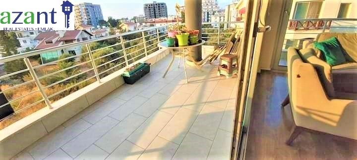2 BEDROOM APARTMENT FOR SALE IN KYRENIA CENTRE