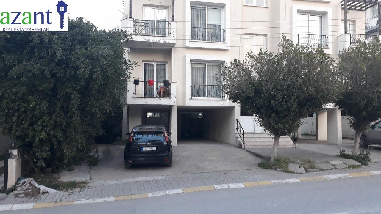 FIRST FLOOR, 3 BEDROOM APARTMENT IN KYRENIA CENTER.