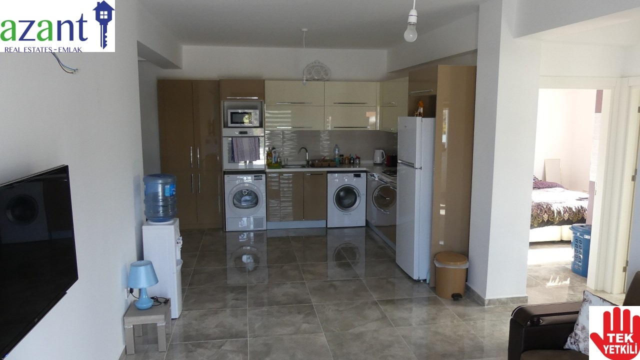 BEAUTIFUL APARTMENT IN LOVELY ALSANCAK SITE